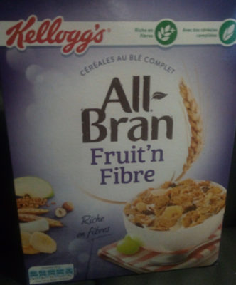 All Bran Fruit'n Fibres - Product