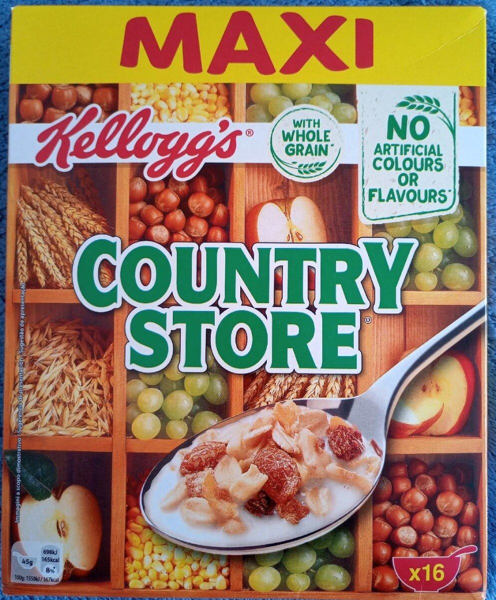 Country Store - Product