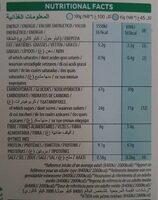 Country Store - Mélanges de céréales - Informations nutritionnelles - fr