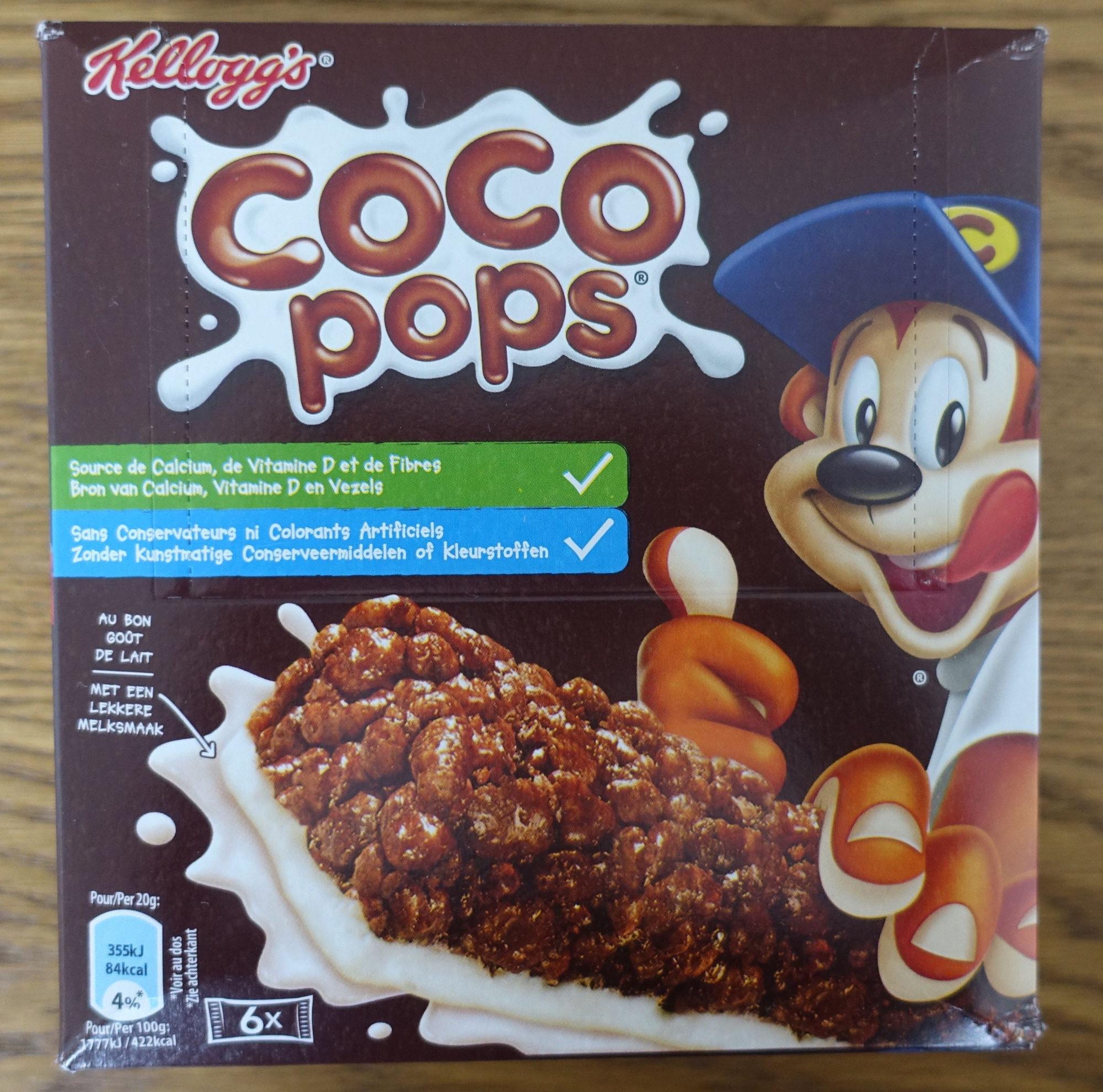 Coco Pops Barre de Céréales - Product