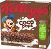 Barres Céréales Coco Pops - Produit