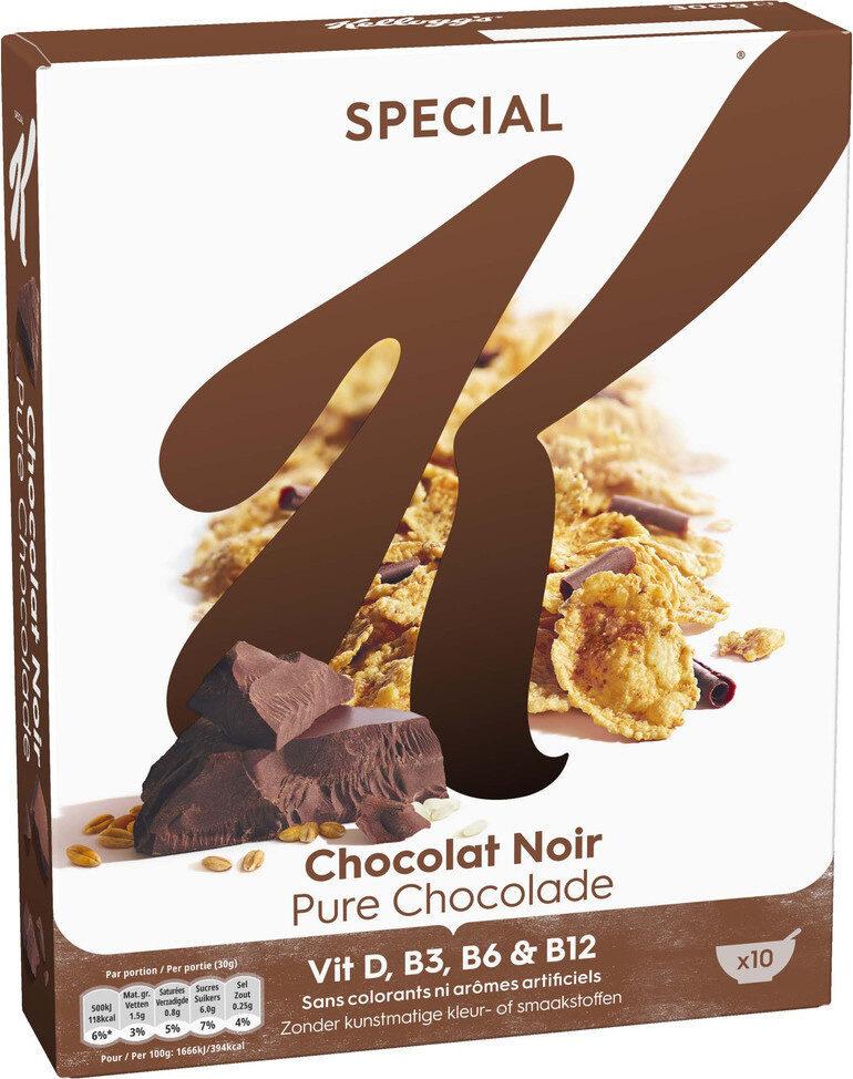 Special K Chocolat Noir - Product - fr