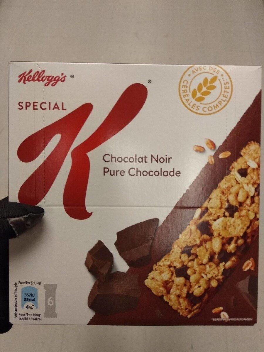 Special K - Céréales chocolat noir - Produit - fr