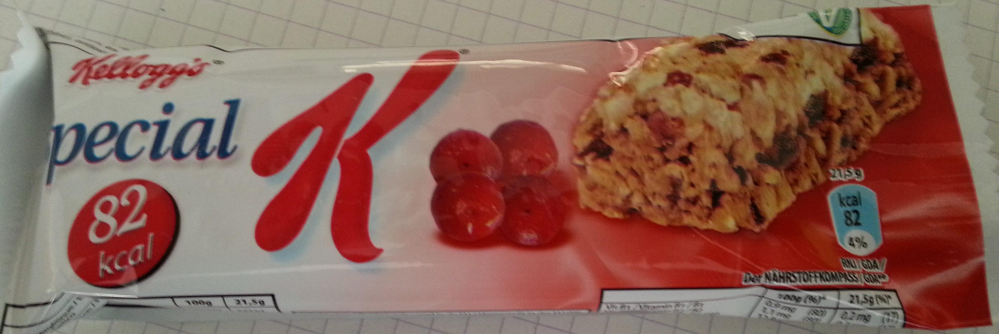 Spécial K Fruits Rouge - Produit - fr