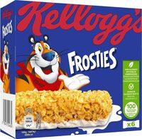 Kellogg's Barres Frosties 6x25g - Produit - fr