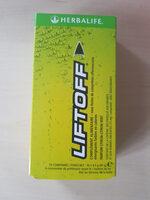 Liftoff - Nutrition facts - es