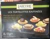 Les Tartelettes Raffinées - Produit