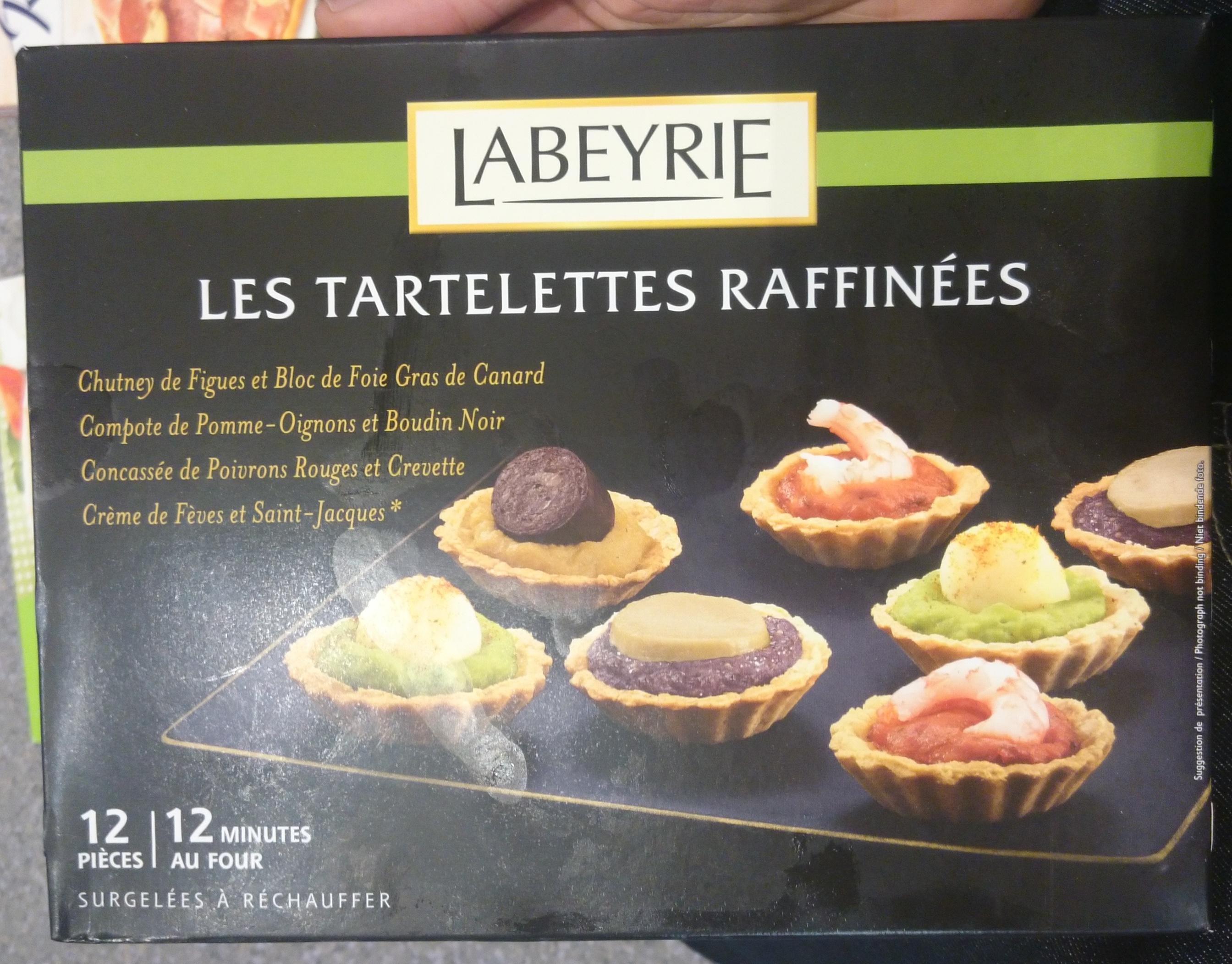 Les Tartelettes Raffinées - Produit - fr