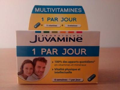 Multivitamines 1 par jour - Product