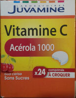 Vitamine C Acérola 1000 - Produit - fr