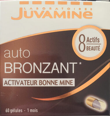 Auto bronzant - Produkt