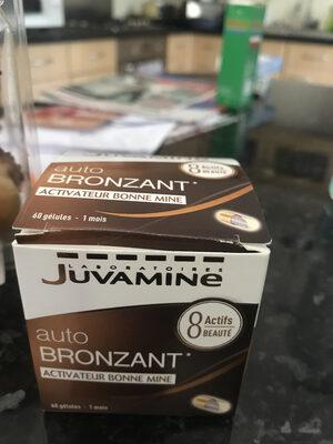 Juvamine Bronzage Sublime Autobronzant. BT - Produit