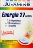 Juvamine Energie 27 actifs Arôme fruits rouges - Product