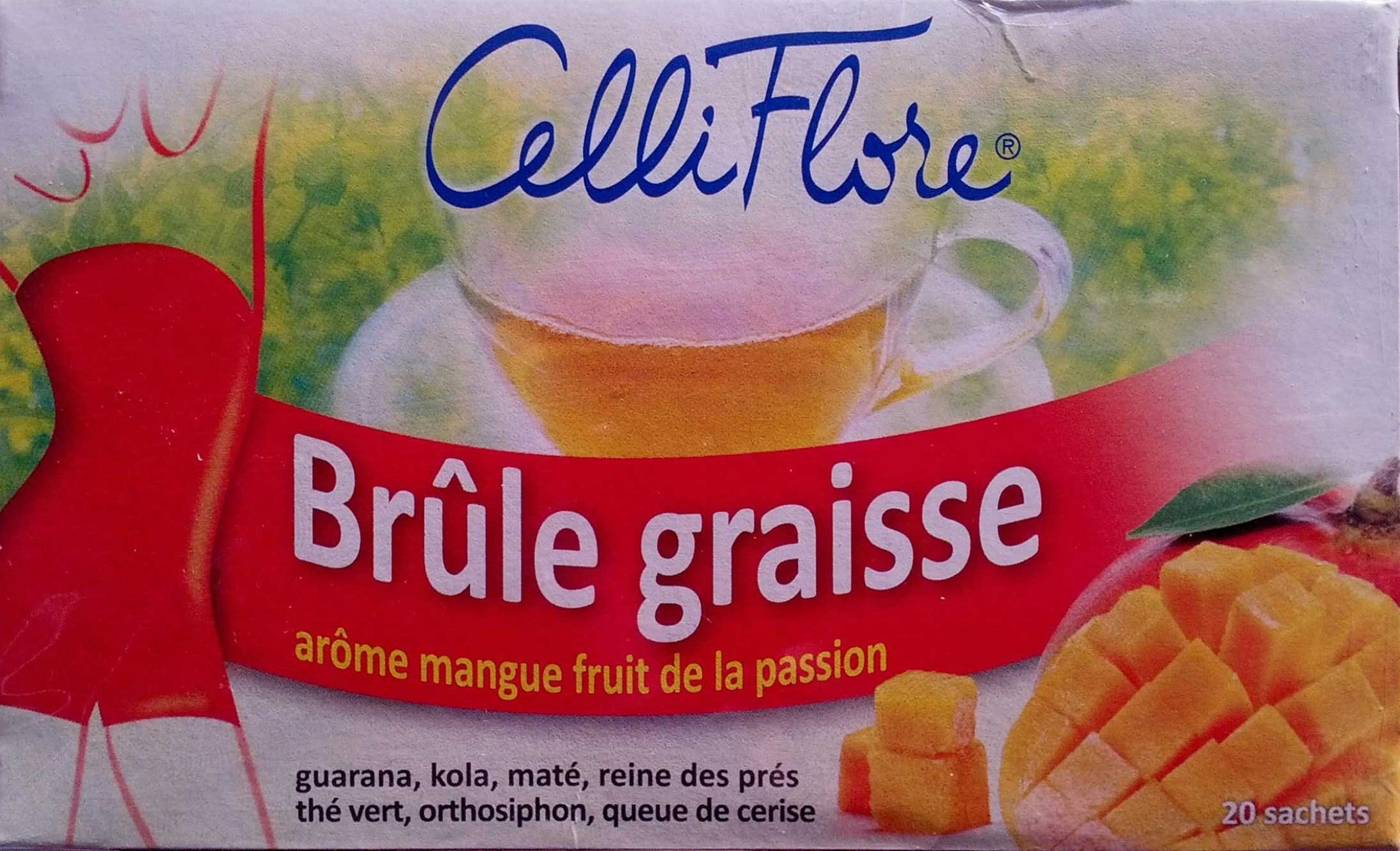 Br le graisse celliflore 30 g - Nettoyer graisse brulee four ...