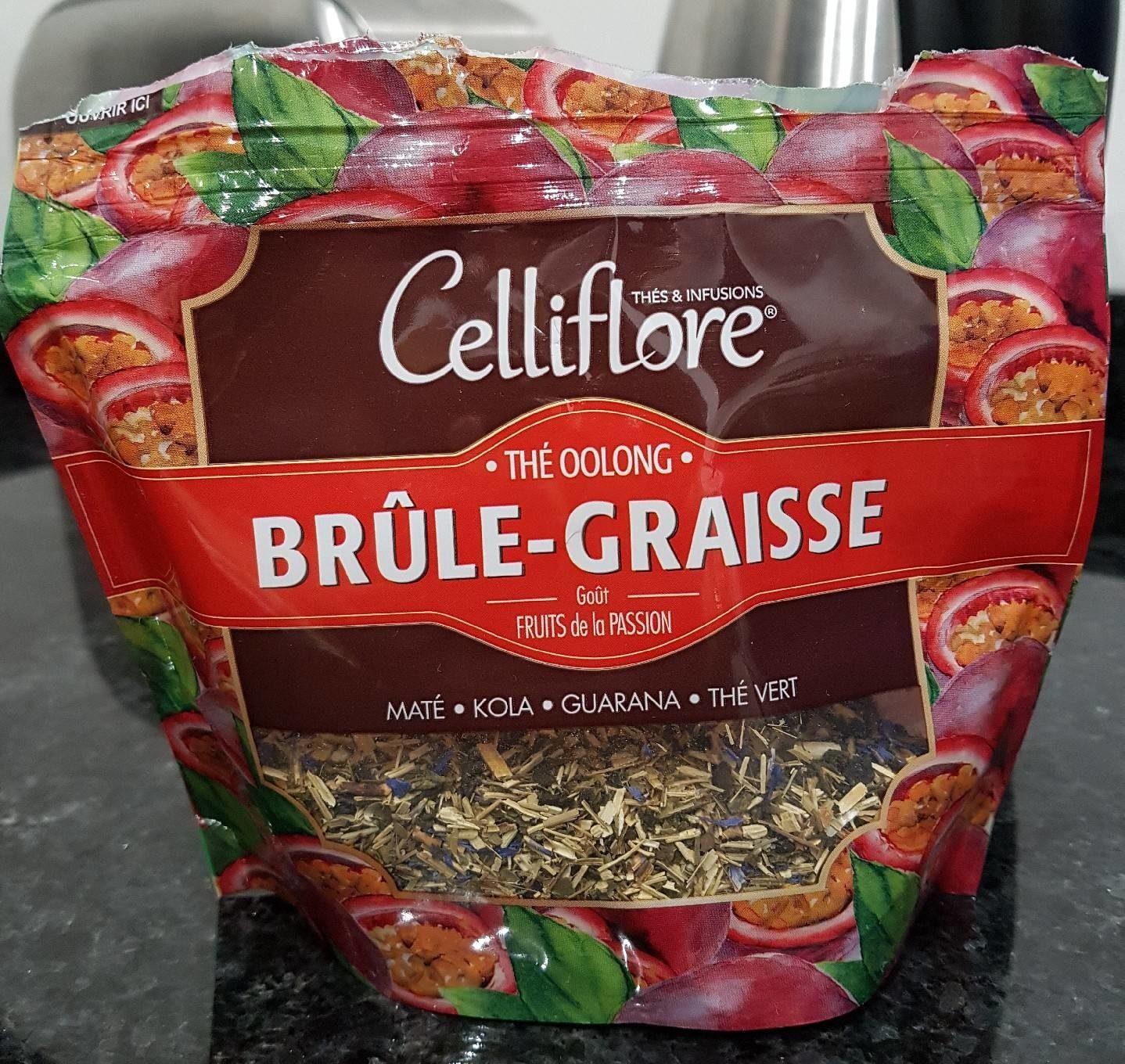 Th oolong br le graisse celliflore - Nettoyer graisse brulee four ...