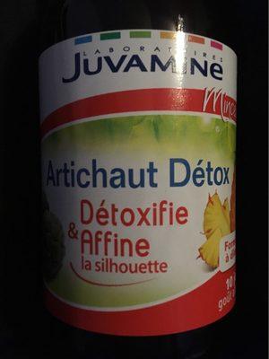 Artichaut détox - Produit - fr