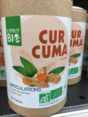 Curcuma - Produit
