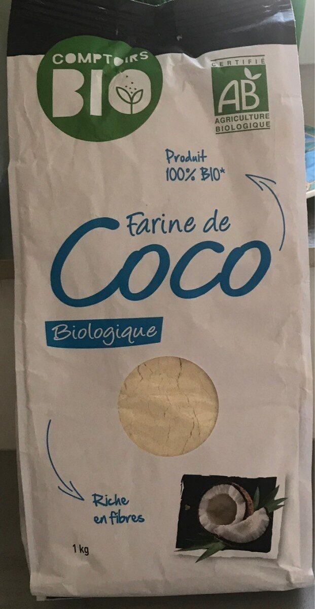 Farine de coco - Produit - fr