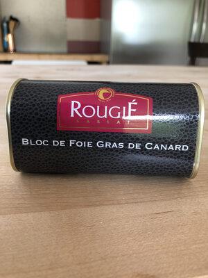 Bloc de foie gras de pato - Product - fr