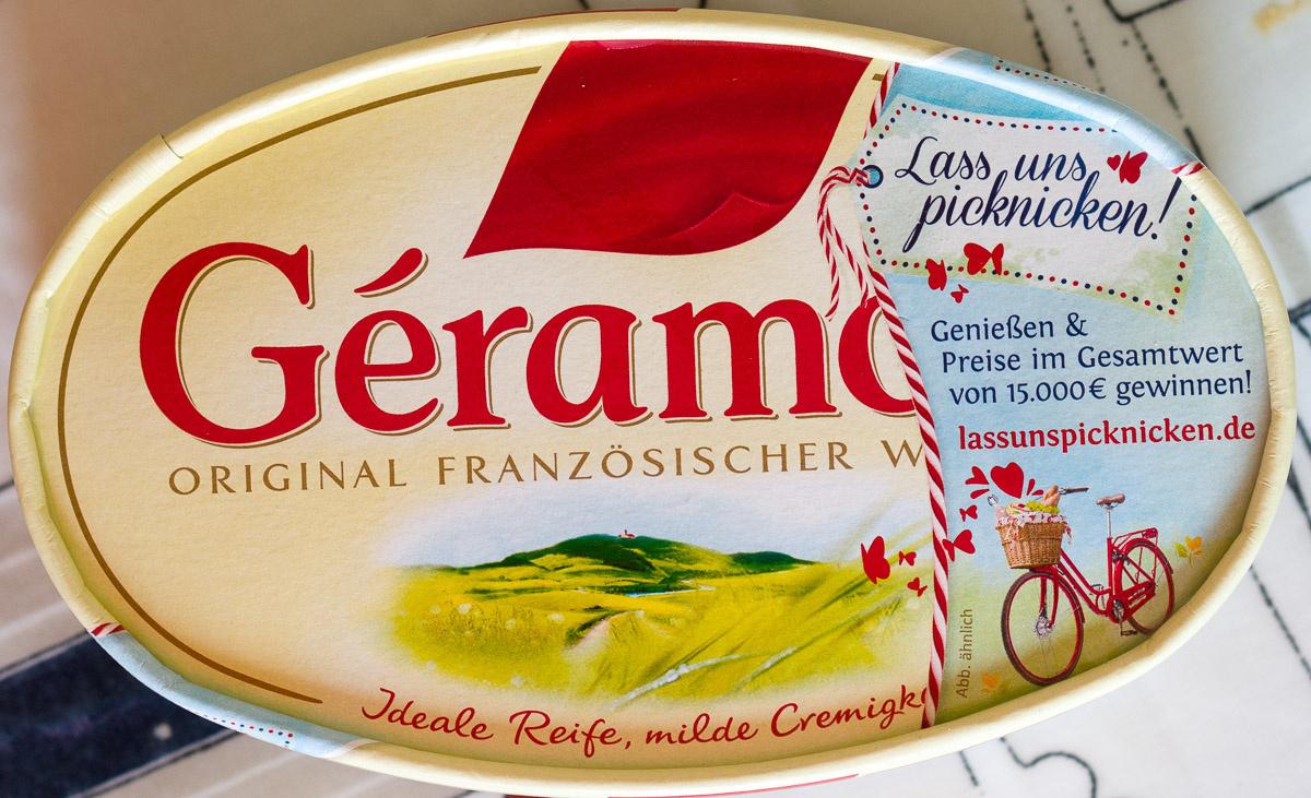 Géramont - Produkt