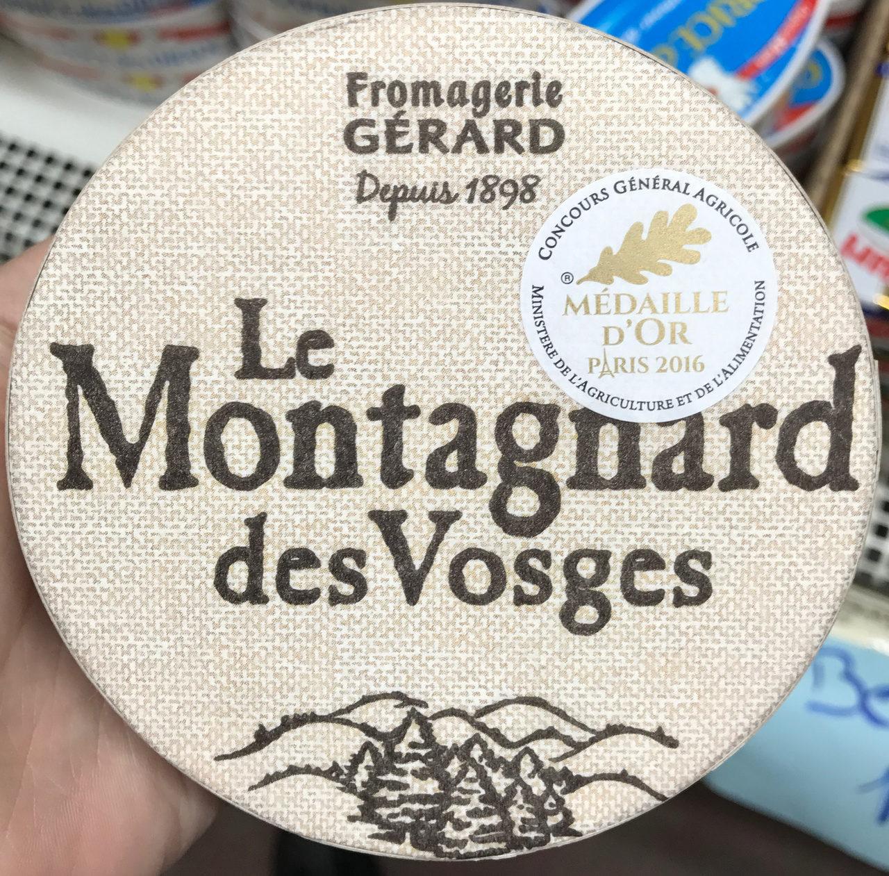 Le Montagnard des Vosges - Produit - fr