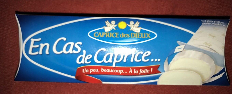 En Cas de Caprice - Product - fr