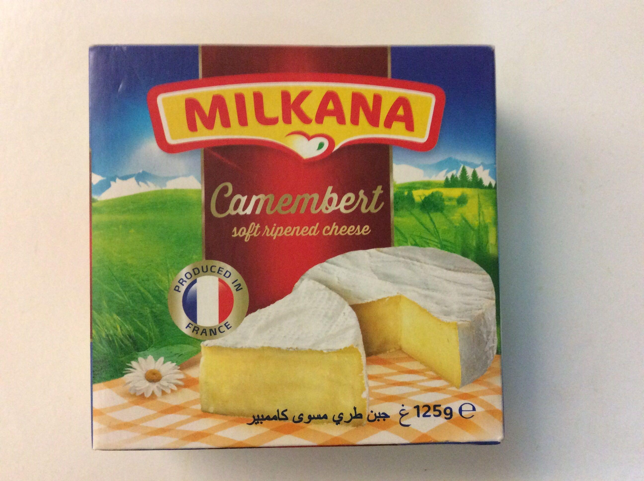 Camembert - 产品 - en