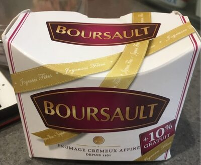 Boursault +10% gratuit - Product