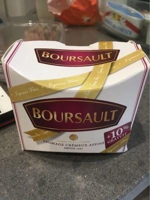 Boursault +10% gratuit - Informations nutritionnelles - fr