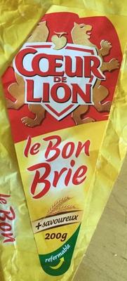 Le Bon Brie - Produit