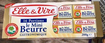 Le Mini Beurre Gastronomique - Produit - fr