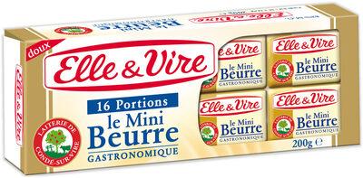 Les mini-beurres doux - Product - fr