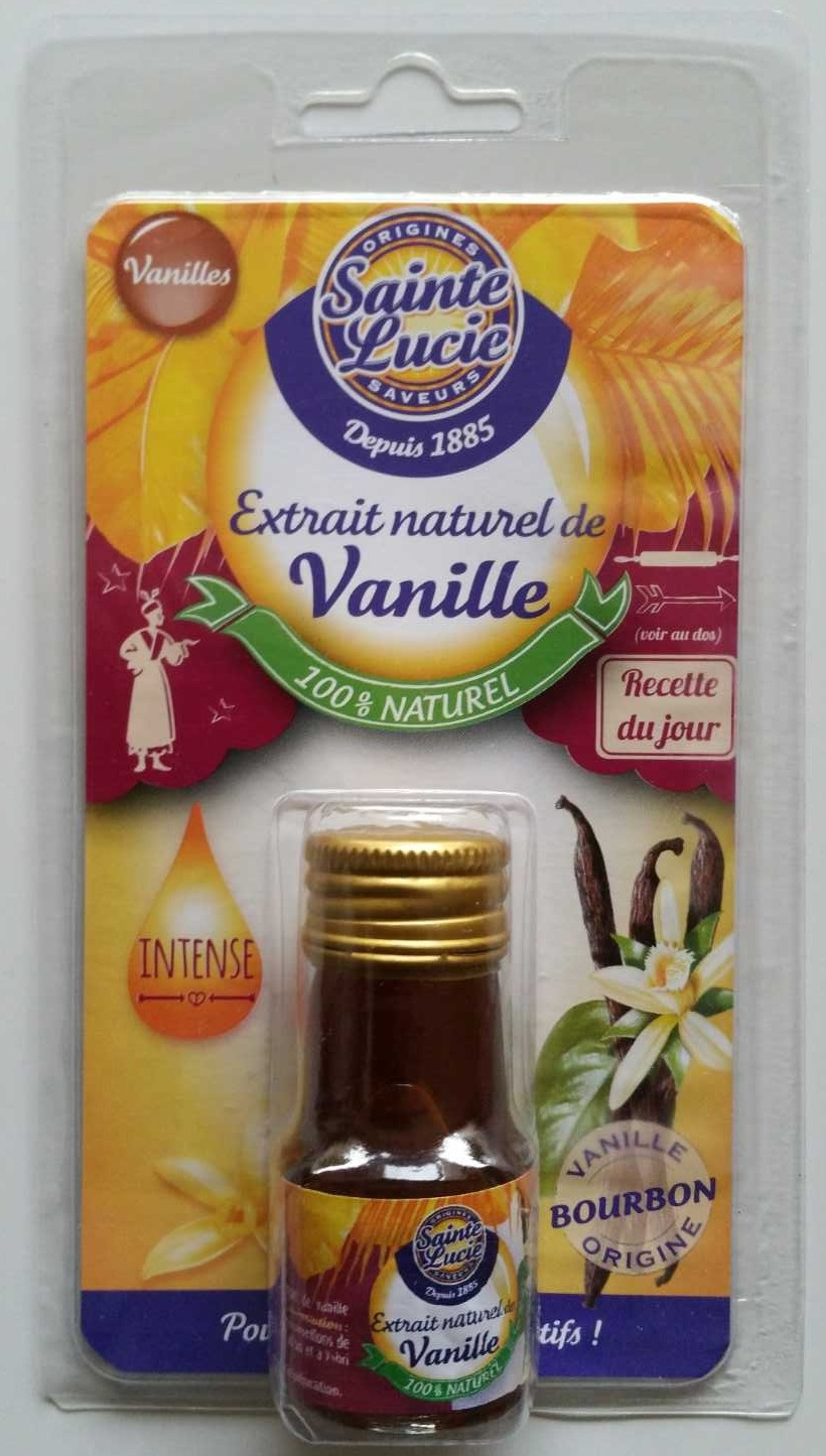 extrait naturel de vanille sainte lucie 20 ml. Black Bedroom Furniture Sets. Home Design Ideas
