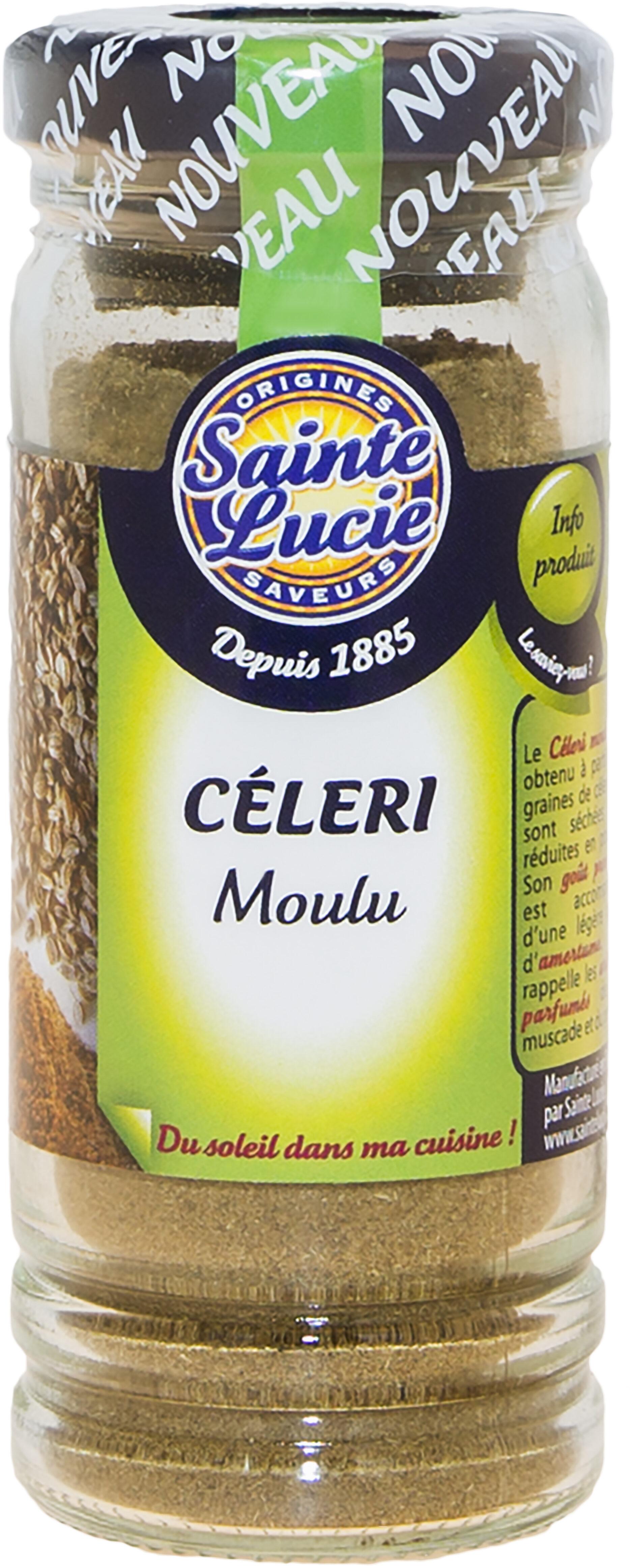 Céleri moulu - Produit - fr