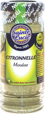 Citronnelle moulue - Product - fr