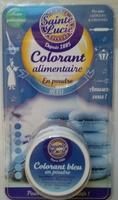 Colorant Alimentaire en Poudre Bleu - Product - fr