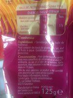 Cranberries - Ingredients - fr