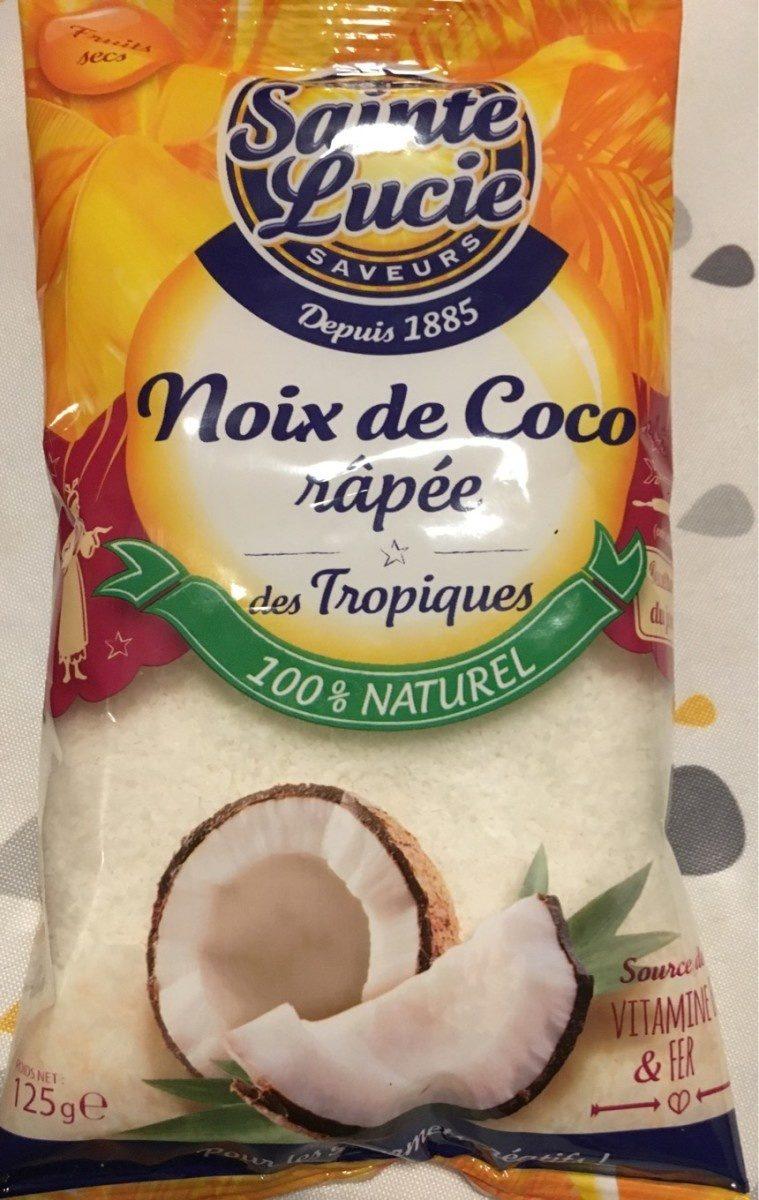 Noix de coco râpée - Produit - fr