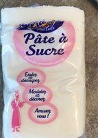 Pate a sucre - Produit