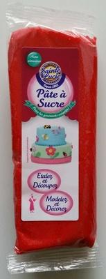 Pâte à Sucre - Produit