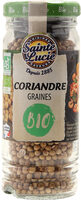 Coriandre graines BIO - Product - fr