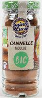Cannelle moulue BIO - Product