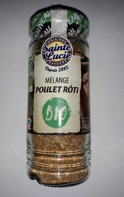 Mélange poulet rôti Bio - Product - fr