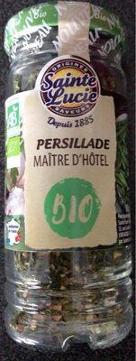 Persillade maître d'hotel BIO - Product - fr