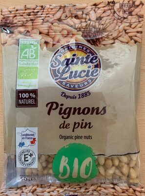 Pignons de pin Bio - Product - fr