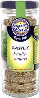 Basilic feuilles coupées - Produit