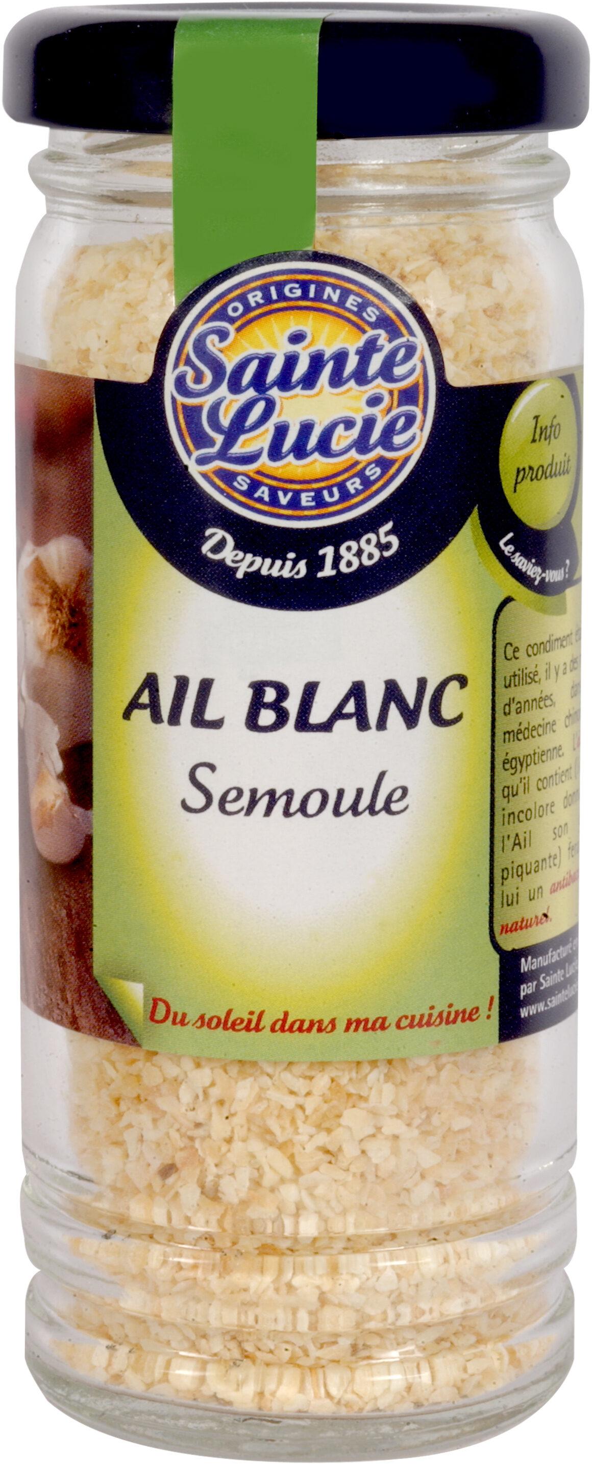 Ail blanc Semoule - Produit