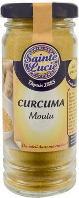 Curcuma Moulu - Product