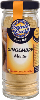 Gingembre moulu - Product