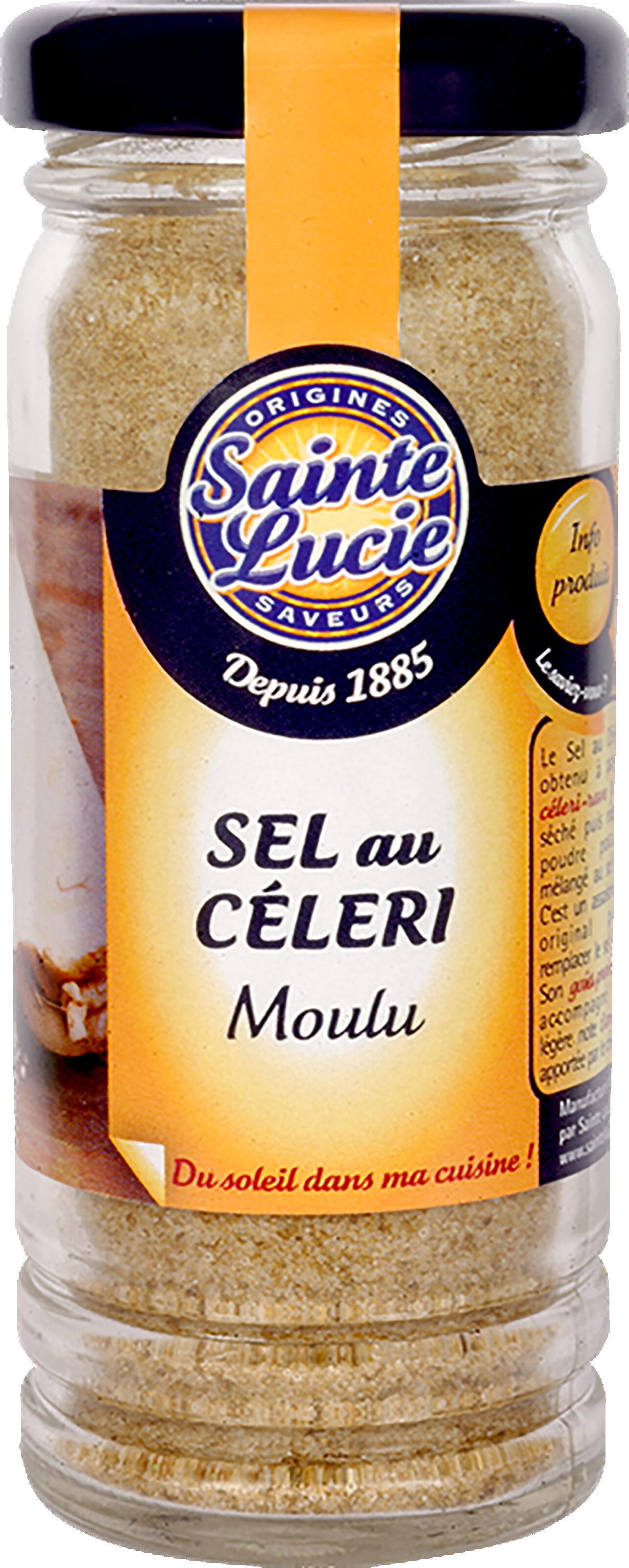 Sel au céleri moulu - Product - fr